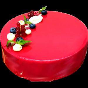 FEB7 cake