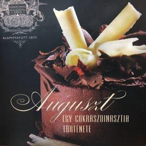 Egy cukrászdinasztia története könyv